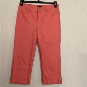 NYDJ Capri jeans